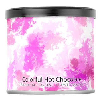 Purple Hot Chocolate Mix
