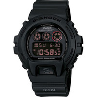 G-Shock Dw6900ms-1 Watch Black One Size For Men 15634010001