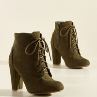 Gait Things are Coming Bootie | Mod Retro Vintage Boots | ModCloth.com