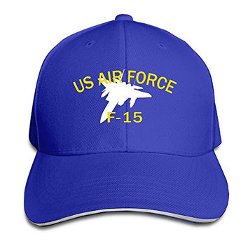 US Air Force F-15 Eagle Baseball Hat