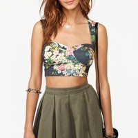 Blossom Crop Top