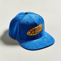 Seinfeld Corduroy Snapback Hat | Urban Outfitters