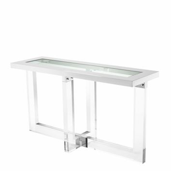 Glass Console Table | Eichholtz Horizon