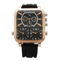 Gift Trendy Great Deal Awesome Good Price Designer's New Arrival Stylish Men Silicone Watch [6542545411]