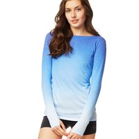 LLD LONG SLEEVE GRADIENT TEE