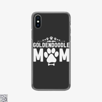 Goldendoodle Mom, Family Love Phone Case