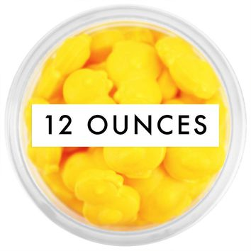Yellow Chick Candy Sprinkles 12 OZ