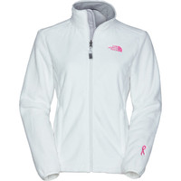 The North Face B4BC Osito Fleece Jacket - Women's Tnf White, M