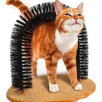 Cat Grooming Purrfect Arch