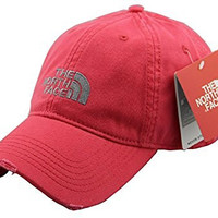 The North Face Unisex Adjustable Horizon Classic Cap (Red, One Size)
