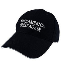 Mocofo Make America Great Again Donald Trump Hat 2016 Baseball Hat Sport Hat (black)