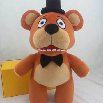 Five Nights At Freddy's Plush Freddy Plushie Perfect as Christmas Gift/Birthday Gift