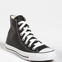 Converse Chuck Taylor All-Star Leather High Top Sneaker (Women)