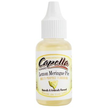 Lemon Meringue Pie Flavoring