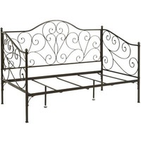 Scroll Daybed - Black
