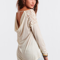 Three Wishes Top By Black Swan