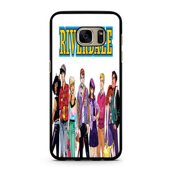 Riverdale Art 1 Samsung Galaxy S7 Case