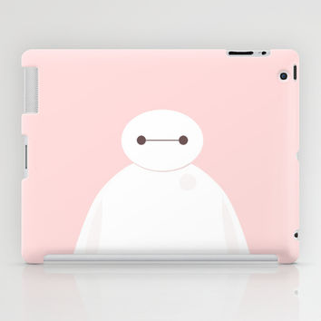 baymax iPad Case by Punziella