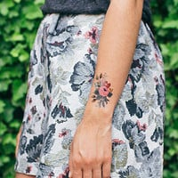 Tattly Floral Temporary Tattoos