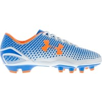 Under Armour Women's Speed Force FG Soccer Cleat - Blue/Orange | DICK'S Sporting Goods