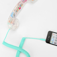 Native Union Pop Phone Handset - Clear