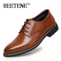Men's Quality Lace-Up Leather Shoes