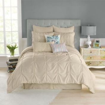 Anthology™ Whisper Comforter Set in Oatmeal