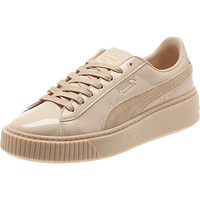 Basket Platform Patent Women's Sneakers, buy it @ www.puma.com