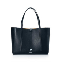 Tiffany & Co. - Black Tote