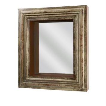 Wall Mirror - Shadow Box Style Frame