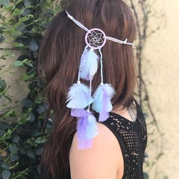 Pastel Dreamcatcher Headband #A1038