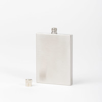 Thin Rectangular Flask – Project No. 8