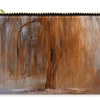 The Lone Willow Tree - Carry-All Pouch