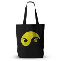 "Frederic Levy-Hadida ""Yin Yang Ninja"" Everything Tote Bag"