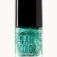 Sea Glass Nail Polish