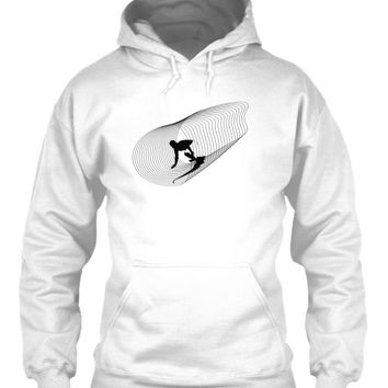 Inside Out Men's Surf Hoodie