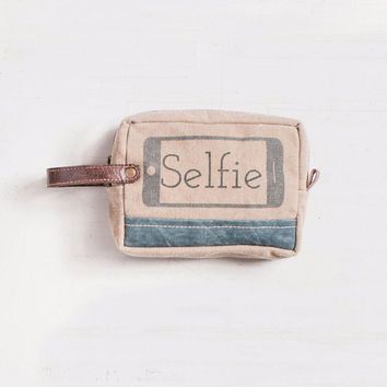 Selfie Cosmetic Bag