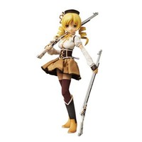Real Action Heroes No.610 Mami Tomoe Action Figure ~ Puella Magi Madoka Magica
