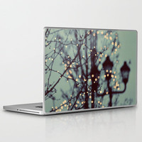 Winter Lights Laptop & iPad Skin by Elle Moss | Society6