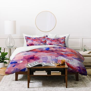 Rosie Brown Flamingo Duvet Cover