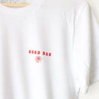 Good Day Cropped Tee