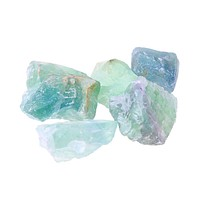 100g Natural Rare Fluorite Crystal Stone Rock Gemstone Specimen Mineral Gem Home Decor