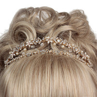 Wedding Headdress, Wedding Tiara, Tiaras For Weddings, Bridal Headdress, Bridal Tiara, Tiaras & Crowns