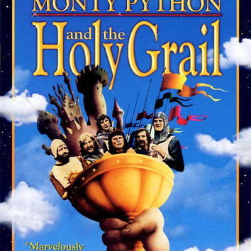 Monty Python and the Holy Grail 11x17 Movie Poster (1975)