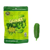 Pickle Flavored Gummy