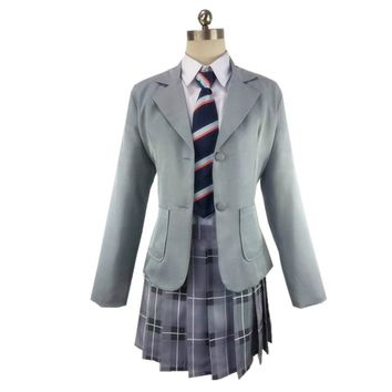 Anime DARLING in the FRANXX ZERO TWO School Uniform Dress Outfit  Cosplay Costumes
