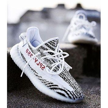 Adidas Yeezy 550 Boost 350 V2 Women Men Running Sport Casual Shoes Sneakers