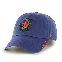 NCAA Florida Gators Ice '47 Clean Up Adjustable Hat, Royal, One Size,Royal