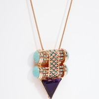 Souksy Epiphany Necklace at asos.com