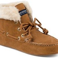Sperry Top-Sider Mackenzie Slipper Bootie Cognac, Size 11M  Women's Shoes